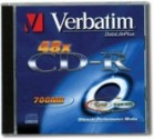CD-R VERBATIM STANDARD BOX 700MB