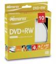 DVD+RW MEMOREX SLIM