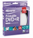 DVD+R MEMOREX SLIM